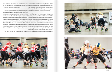 Girls Who Ride Mag Mundial Roller Derby January-March 2015 Eng4